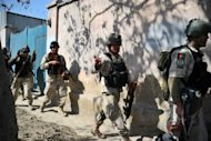 &lt;p&gt;Afghan special forces troops walk towards the scene of an attack in Kabul in April 2012. US special forces in Afghanistan have suspended training for about 1,000 Afghan police recruits to carry out checks on existing members, the military has said, after a surge in insider attacks on NATO.&lt;/p&gt;