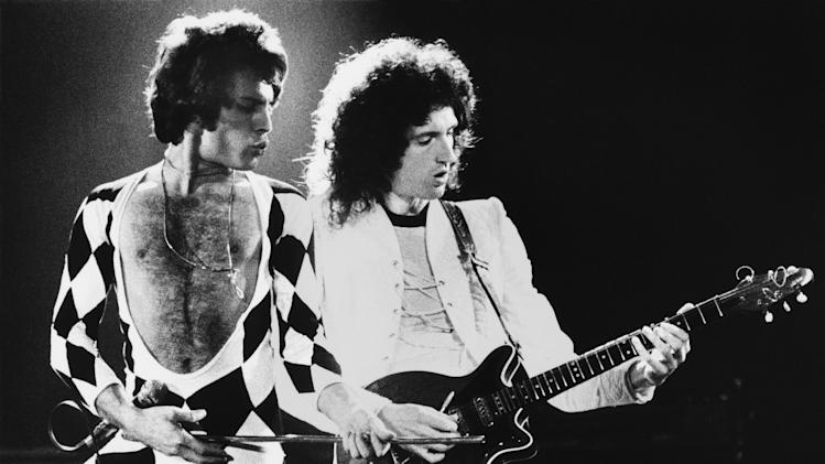 The Rock Group Queen in Concert