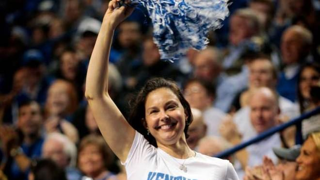 Ashley Judd: Hollywood star. Kentucky Wildcats fan. Democratic Senate hopeful?