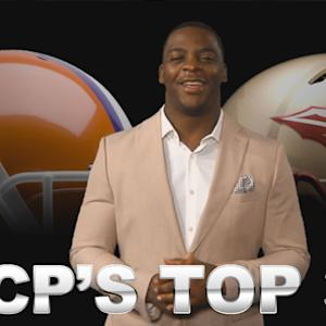 Clemson-Florida State Showdown | CP's Top 3