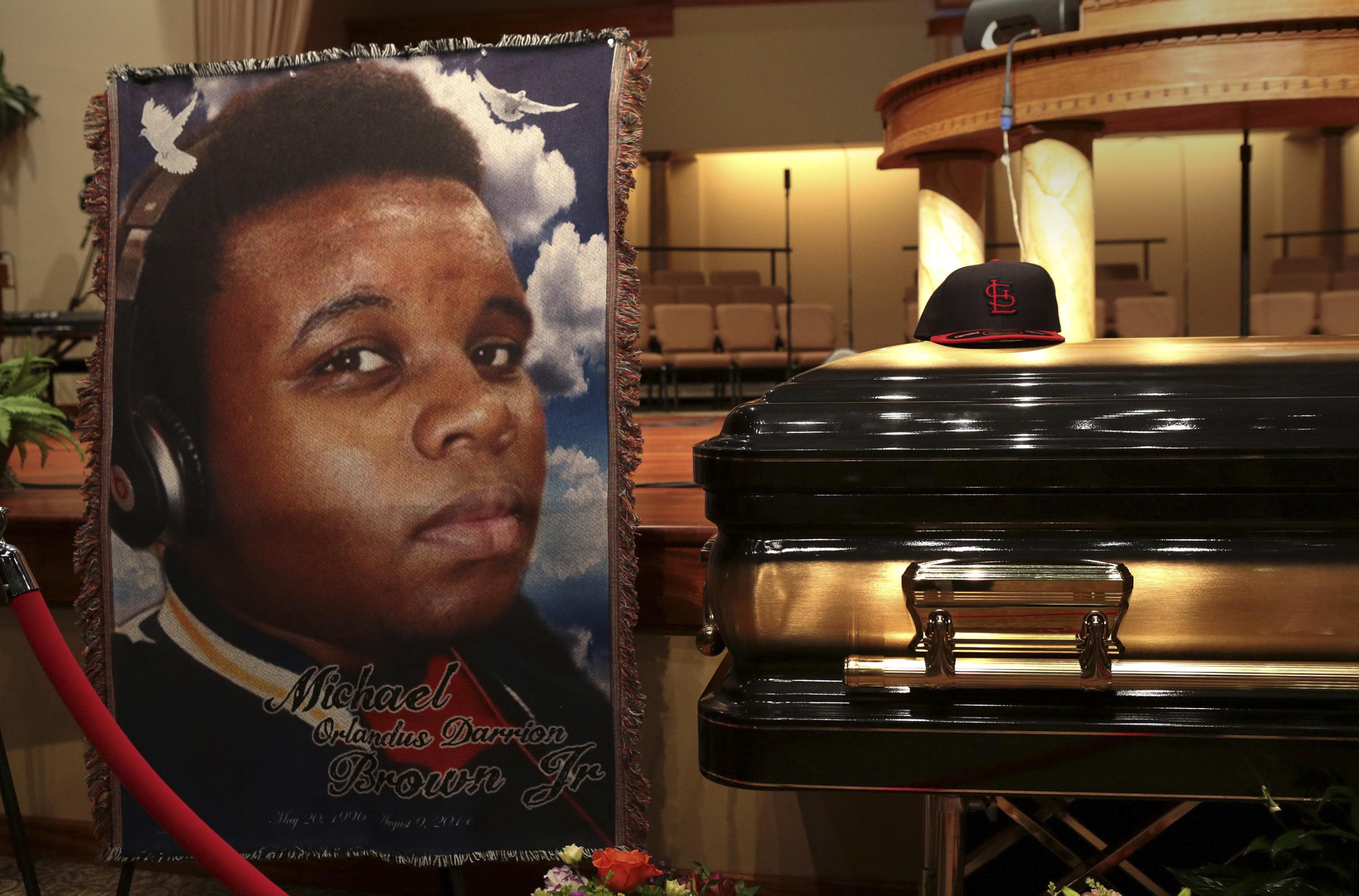 Sapling planted in Michael Brown's memory destroyed