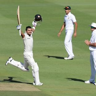 Kohli leads India's counterattack