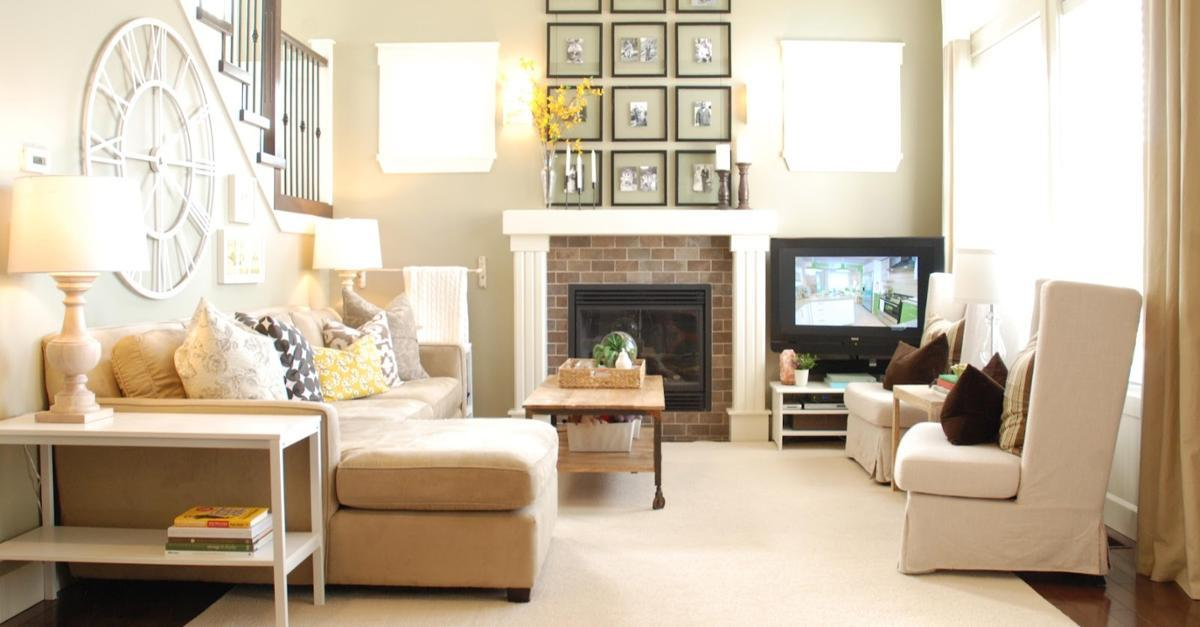 74 Cozy Small Living Rooms