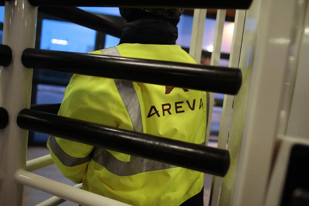 Areva nuclear group announces 4.8 bn euro loss