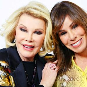Melissa Rivers speaks out for first time since mother's death