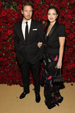 Drew Barrymore y Will Kopelman/ WireImage