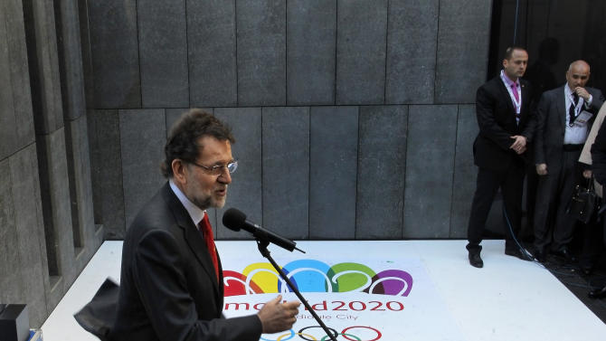 IOC begins 4-day inspection of Madrid's 2020 plans