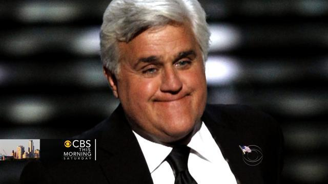 Is Jay Leno on the chopping block again?