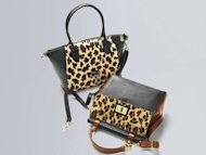 Animal prints are still hot in accessories for fall.