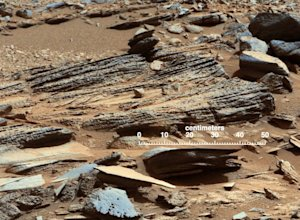 Water on Mars: Curiosity Rover Uncovers a Flood of …
