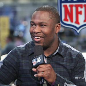 Justin Forsett: The Invisible Man