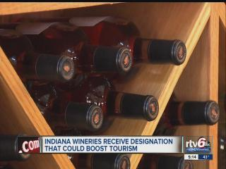 Southern Indiana wineries get major nod with new designation
