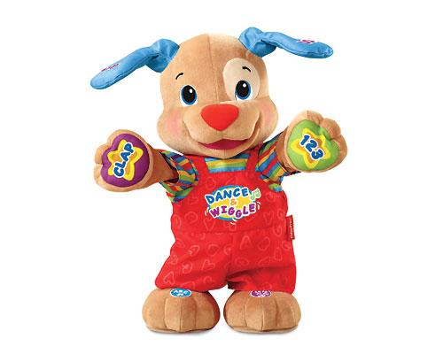 Laugh & Learn - Dance & Play Puppy by Fisher Price