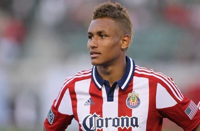 New England adds Juan Agudelo in trade with Chivas USA