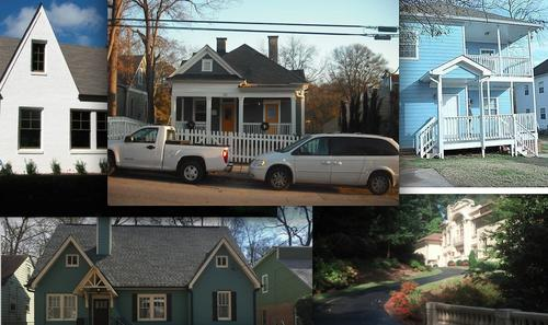 Selling Atlanta : Which of These 'Make Me Move' Listings is Least Delusional?