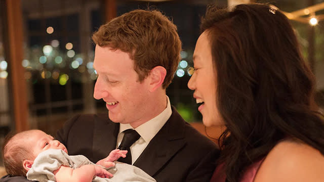 Mark Zuckerberg Shares Daughter's Chinese Name Ahead of Chinese New Year Celebrations