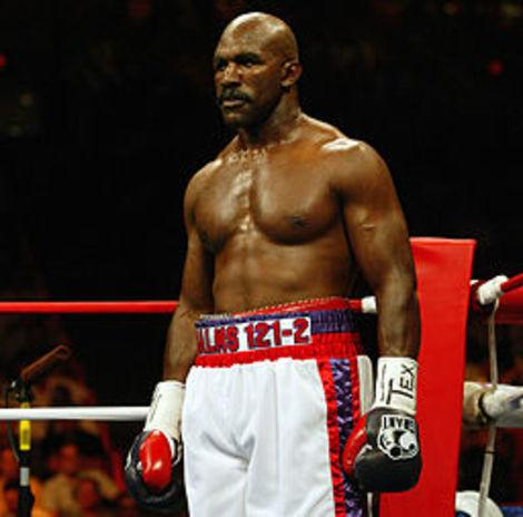Evander Holyfield Not Retiring from Boxing: A Fan's Reaction