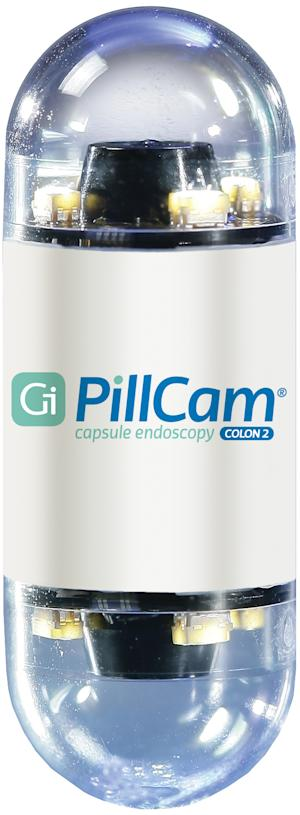 FDA approves pill camera to screen colon