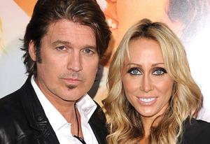 Billy Ray Cyrus and Tish Cyrus | Photo Credits: Steve Granitz/WireImage