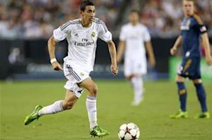 Di Maria reveals why he stayed at Real Madrid