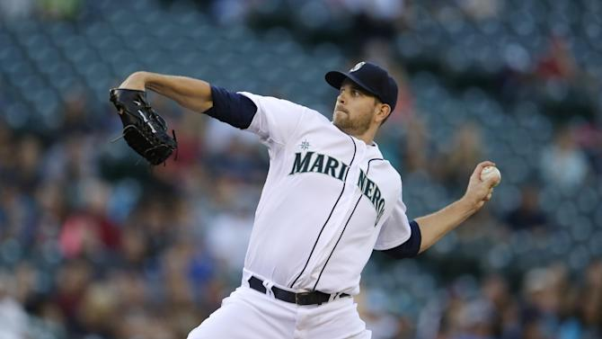 Paxton, Mariners keep Rays sliding with 6-2 win