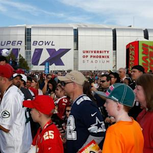 Unprecedented Super Bowl Security Raises Concerns