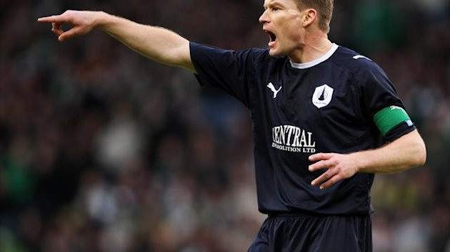 Darren Dods started his career at Hibernian