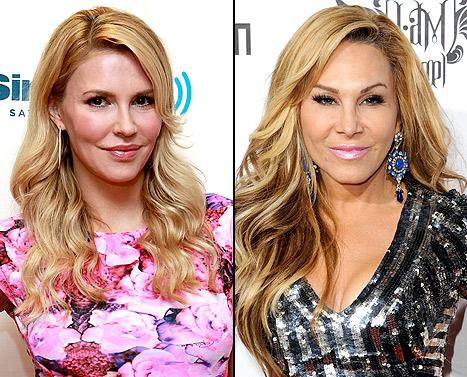 "Brandi Glanville on Her ""Uncomfortable"" Bathroom Run-In With Adrienne Maloof: ""I Didn't Say Anything"""
