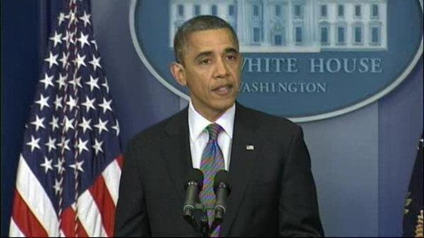 Pres. Obama: Still time for fiscal cliff agreement