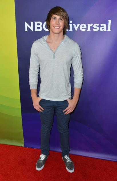 Blake Jenner attends the NBC Universal 2012 Summer TCA press tour at The Beverly Hilton Hotel in Beverly Hills on July 25, 2012 -- Getty Images