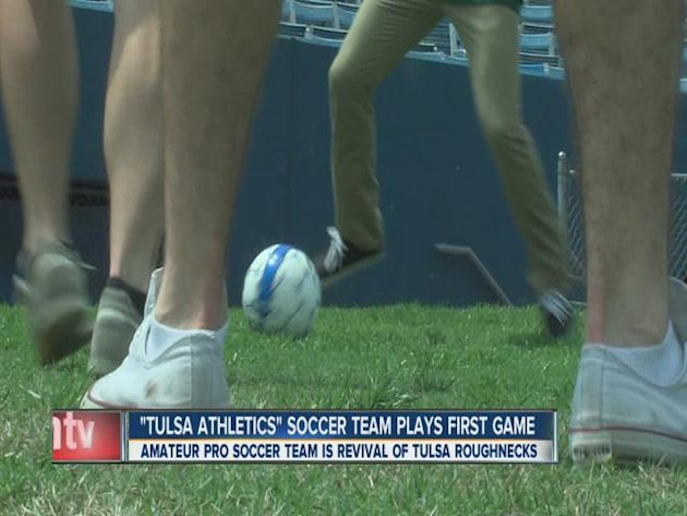 Tulsa Athletics kick off 2013 season