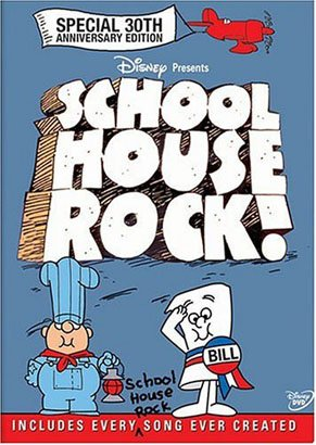 Best for Ages 7+: Schoolhouse Rock!