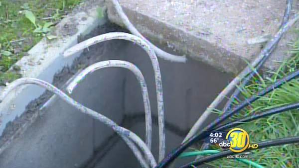 Kings County elementary school hit by copper thieves again
