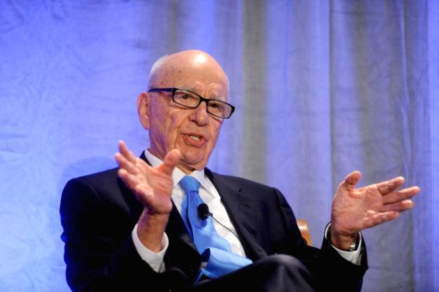 Rupert Murdoch-Nader Nazemi