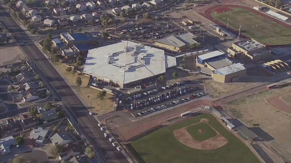 Two Teen Girls Dead in Shooting at Arizona High School
