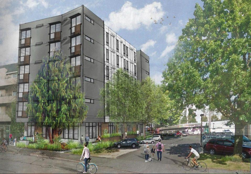 Renderings Revealed: 44th Ave Studios at West Seattle Junction Looking for Approval