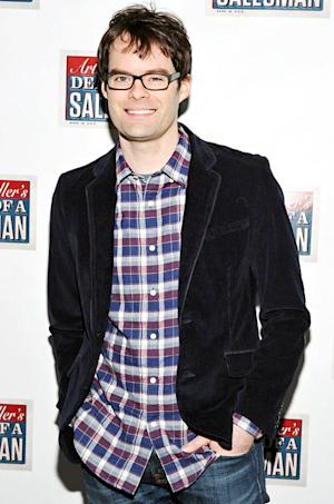 Bill Hader, Wife Maggie Carey Welcome Daughter Harper!