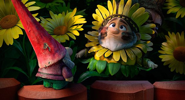 gnomeo and juliet Touchstone Pictures 2011
