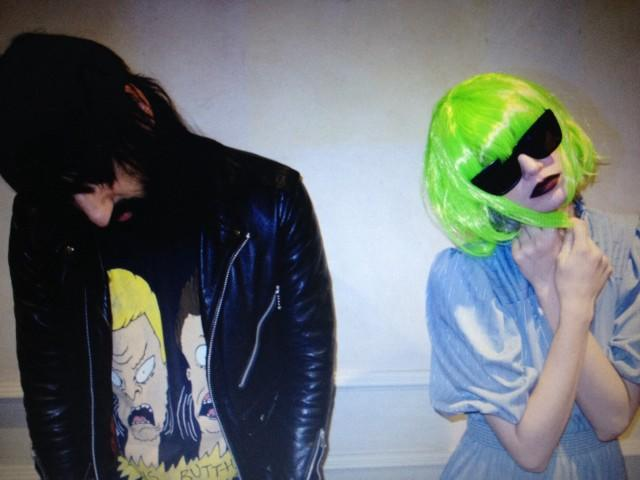Crystal Castles Reveal New Singer Edith Frances