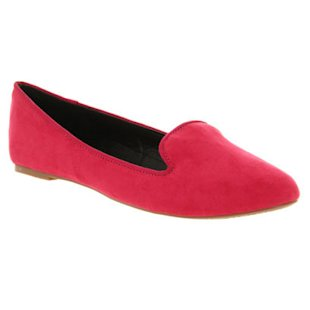 Fuchsia Empire Slipper Office: Smoking Slippers: Fashion Trend