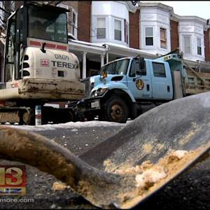 Busted Water Mains Leading To Rising Frustration Across The City