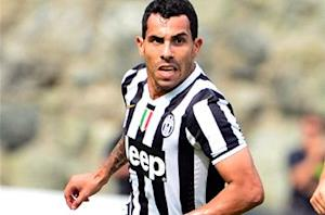 Tevez: Too much hype and pressure at Manchester City