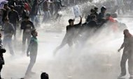 India: Tear Gas Fired At Gang Rape Protesters