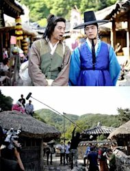 Shin Min Ah and Lee Joon Gi Hold First Shoot of 'Arang'