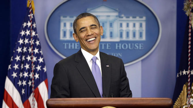Obama says 1 million signed up for health care