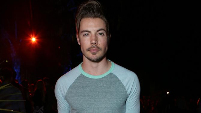Josh Henderson at Hennessy V.S Presents Details @ Midnight hosted by NAS on April 12, 2013 in Indio, California. (Photo by Alexandra Wyman/Invision for Details/Hennessy/AP Images)