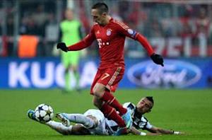 Ribery: Messi is in a class of his own