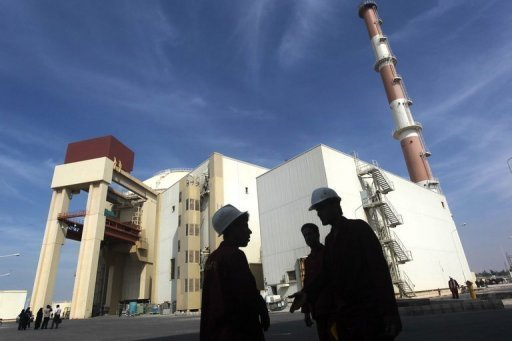 <p>Iran's Russian-built nuclear reactor in Bushehr. World powers resume crisis talks with Iran amid hope that a crippling oil embargo and pressure from host Russia will finally force the Islamic Republic to scale back its nuclear drive.</p>