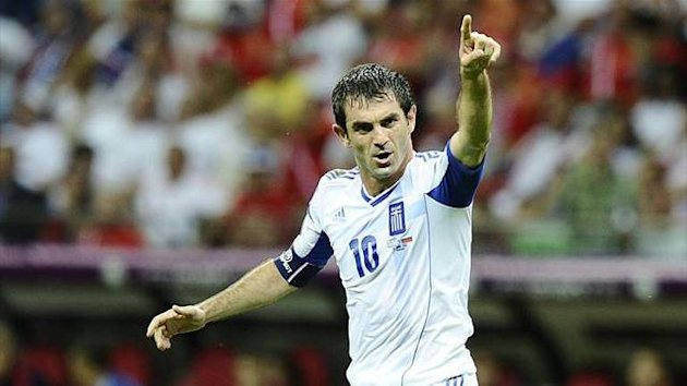 2012 Greece Griechenland Giorgios Karagounis