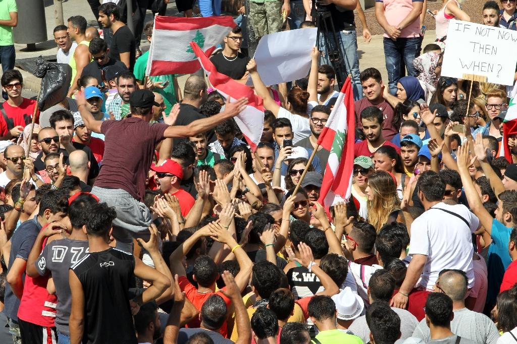 Lebanon protesters spell out demands ahead of demo